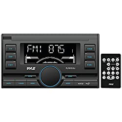 See Pyle PLRRR18U Double-DIN In-Dash Mechless Digital Receiver with USB/SD(TM) Memory Card Readers, AM/FM Radio, Aux Input & Remote Control Details