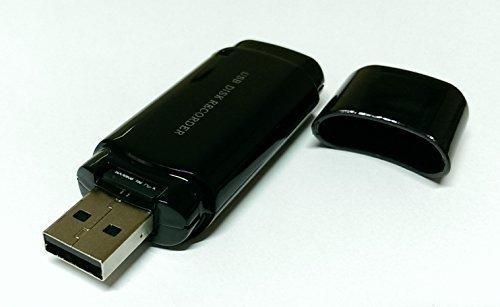 Micro telecamera nascosta in chiavetta usb con batteria a for Telecamera amazon