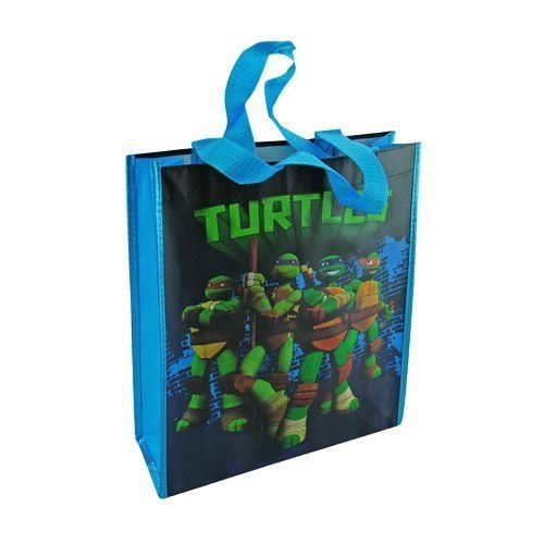 Teenage Mutant Ninja Turtles Medium Party Favor Tote Bag - 1