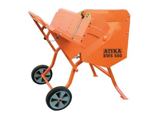 BWS 500 Brennholz Wippkreissäge