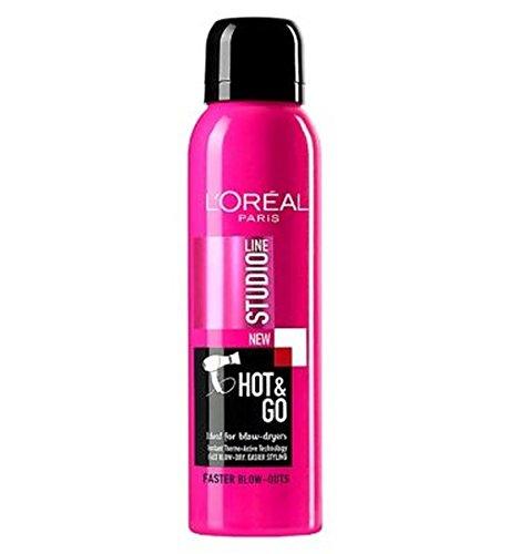 L'Ligne De Studio Oréal Chaude & Go 150 Ml