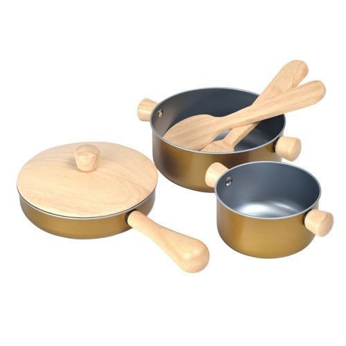 Plan Toys Cooking Utensils (Pots For Plans compare prices)