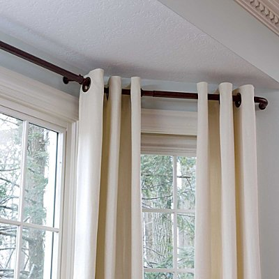 Bay Window Drapery Ideas Drapery Ideas
