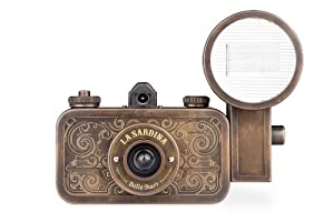 Lomography La Sardina Camera & Flash - Belle Star [Camera]