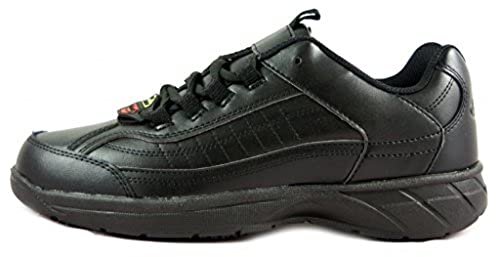 4. Townforst® for Work Men's Slip and Oil Resistant Eamon Shoes Non Slip