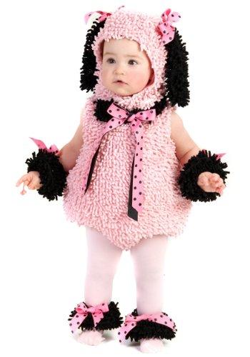 Image - Pink Poodle Infant/Toddler Halloween Costume