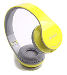 buy New Blue Beyution513@ Over-Ear-- Hifi Stereo---Built In Mic-Phone-- Bluetooth Headphones Headset With Retail Package--Clear Micphone--Best Gift