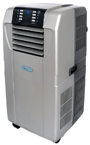 NewAir AC12000H 12,000 BTU Heat Pump Portable Air Conditioner