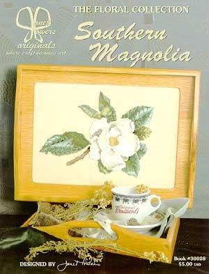 southern-magnolia-cross-stitch-pattern