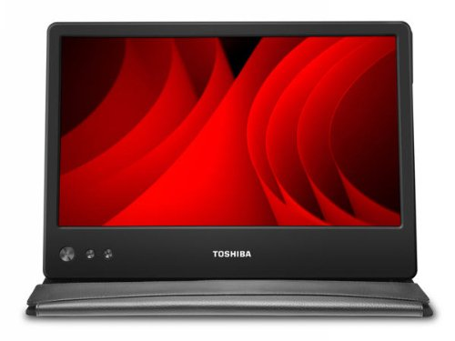 Check Out This Toshiba 14-inch USB Ultra-portable Mobile LCD Monitor