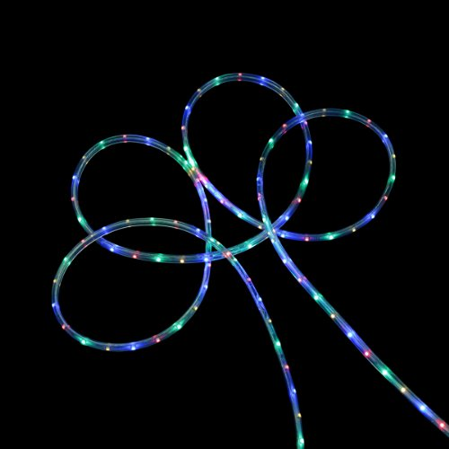30' Multi-Color Led Indoor/Outdoor Christmas Linear Tape Lighting