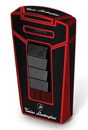 tonino-lamborghini-aero-black-and-red-torch-flame-cigar-lighter