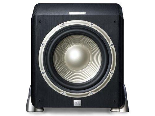 Jbl L8400P 600-Watt High Performance 12-Inch Powered Subwoofer With Digital Amplifier (Black)