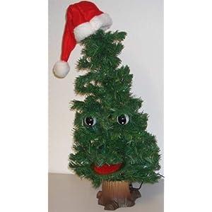 douglas fir 61 cm weihnachtsbaum singend tanzend sprechend. Black Bedroom Furniture Sets. Home Design Ideas
