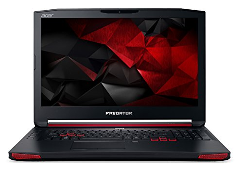 Acer predator gaming notebook black