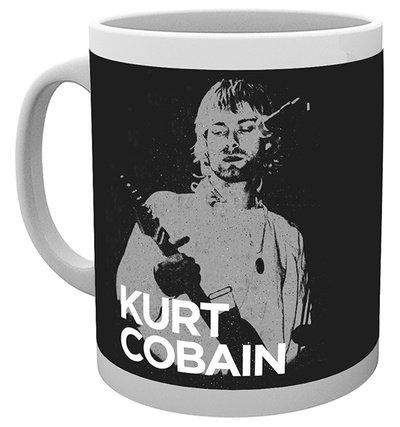 GB eye, Kurt Cobain, Tazza