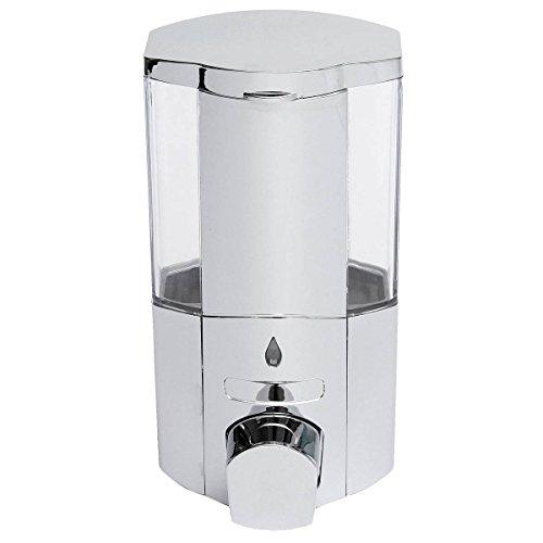 king-do-way-300ml-dispenser-di-sapone-dosatori-di-disinfettante-per-le-mani-argento-300ml