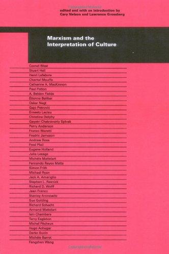 Marxism and the Interpretation of Culture