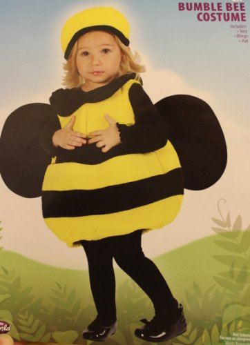 LIL' BUMBLE BEE COSTUME (12-18 MONTHS)