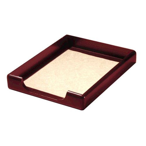 Rolodex Elegant Warm Metropolitan Look Desk Tray (23350)
