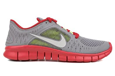 Nike Free Run 3 (GS) Big Kids Running Shoes 512165-003, 5