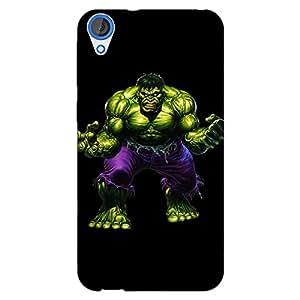 Jugaaduu Superheroes Hulk Back Cover Case For HTC Desire 820 Dual Sim