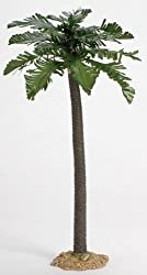 "Pack of 2 Fontanini 12"" Nativity Village Palm Trees #52931"
