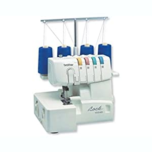 Brother 1034d 34 Thread Serger by BROTHER INTERNATIONAL CORPORATION