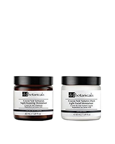 DR BOTANICALS Kit Facial 2 Piezas Cocoa Noir