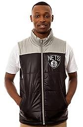 Mitchell & Ness Brooklyn Nets Free Agent Vest 3X-Large