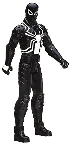 Marvel Spider-Man Titan Hero Series Agent Venom 12-Inch Figure - 1