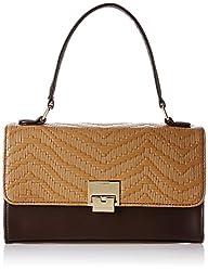 Lavie Archi Women's Handbag (Choco)