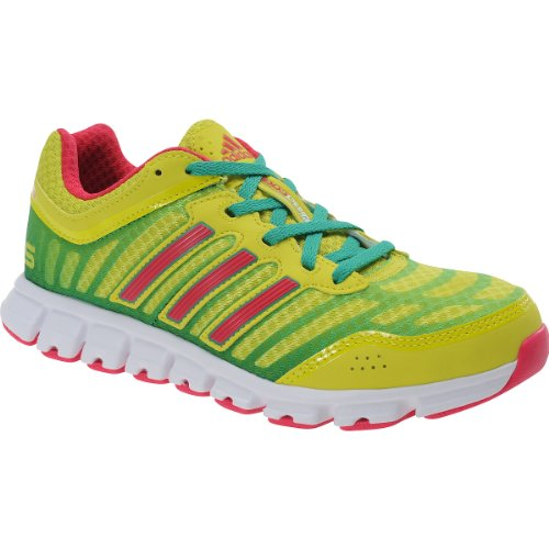 adidas Women's Clima Aerate 2.0 Running Shoes - Size: 7, Lime (034578443)