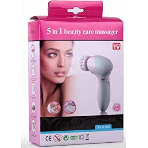 5 In 1 Electric Beauty Care Wash Face Machine Facial Pore