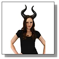 Maleficent Deluxe Horns by elope