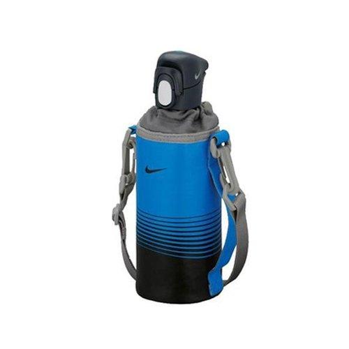 NIKE(ナイキ) ボトルカバー ペットボトル キャップ & クーラー ブルー rcu500n-BL