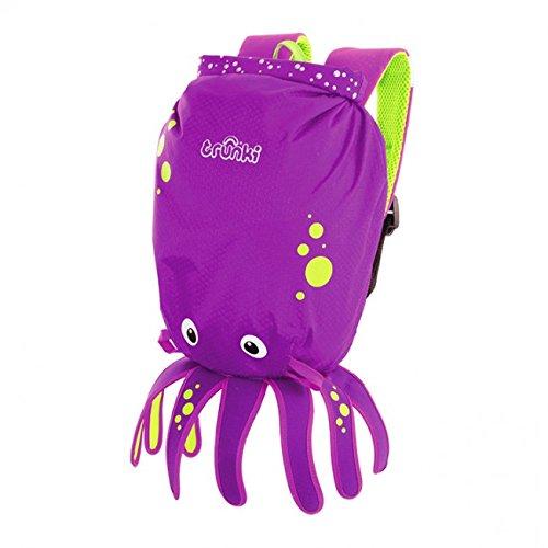 Trunki Octopus Paddlepak - Splash Proof Kids Backpack