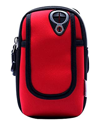 Campation Cycling Hiking Backpack, Sports Outdoor Water Resistant Travel Backpack Lightweight Daypack for Hiking Cycling Travel