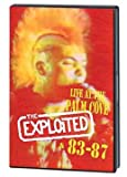 The Exploited - 1983-1987 / Live At The Palm Cove [1992] [DVD]