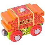 Bigjigs Rail Bricks Wagon