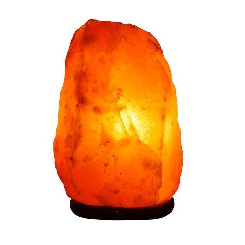 Lámpara de Sal Natural del Himalaya