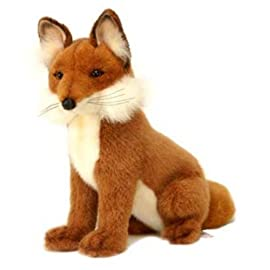 Fox Plush Soft Toy