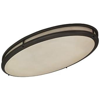 fluorescent csv3232rbt contemporary 2 32 watt round flush mount light. Black Bedroom Furniture Sets. Home Design Ideas