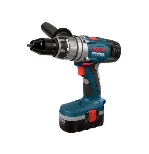 Bosch 15618 18-Volt 1/2-Inch Hammer Drill/Driver Kit