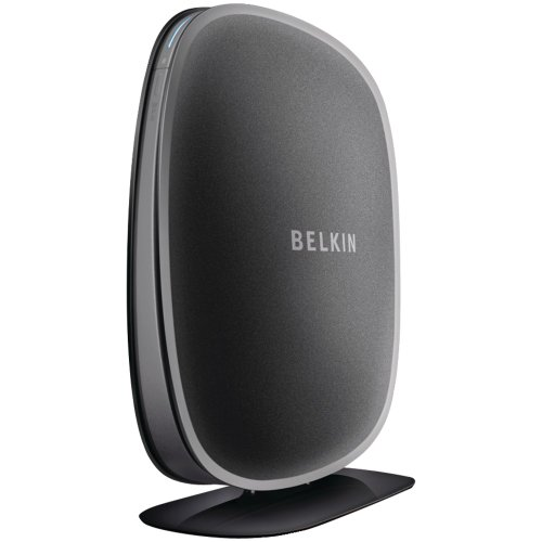 Belkin N450 Wireless N Router (Latest Generation)