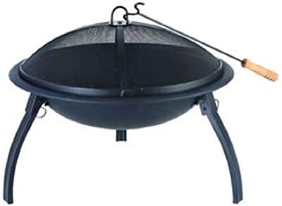 Fire Pit With Grill Bb-ch712 from Unbranded
