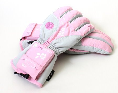 Thermoheat Damen beheizbare Thermo-Handschuhe