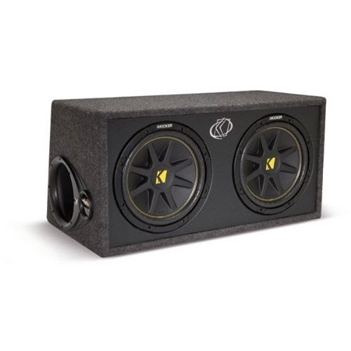 Kicker 10DC122 Enclosed Car Audio Subwoofer