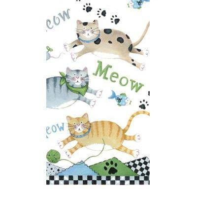 Kay dee designs meow terry kitchen towel ebay Kay dee designs kitchen towels