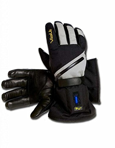 Volt Resistance Tatra 7V Textile Heated Snow Gloves, Blk/Grey, Xl